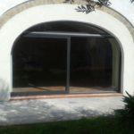 Serramenti Infissi Porte scorrevoli in alluminio Aluk